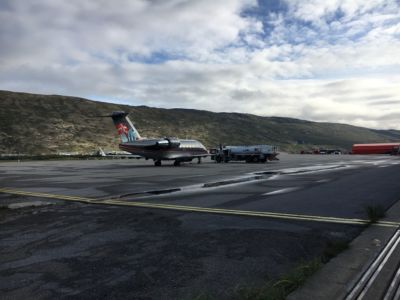 RDAF Challenger 2018 in Greenland #1 (Photo: LEE)